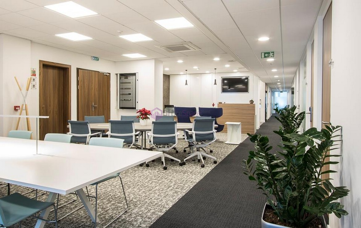 Executive Serviced Office Spaces in Prime Area in Malta