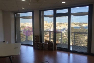 Ta' Xbiex Seafront Office For Rent