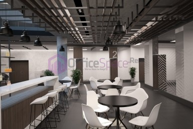 Rent Office Complex With Parking in Malta
