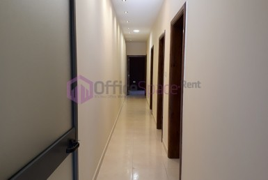 130sqm Office in Pieta For Rent