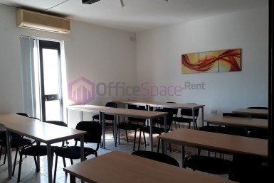 Office Space With Classroom Permits For Sale in Malta