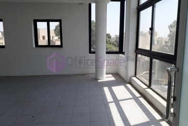 Rent Office in Attard Duplex with Roof Terrace