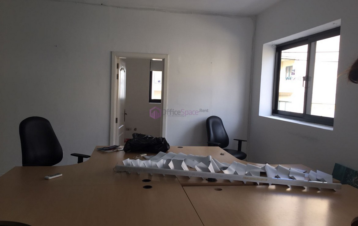 Small office space in gzira for rent 80sqm office space for Small room rental
