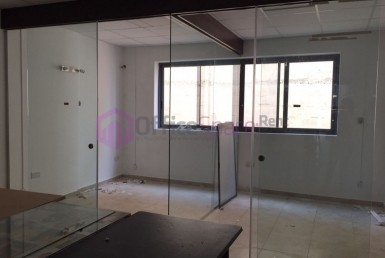 First Floor Office Space in Ta Xbiex For Long let