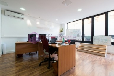 Ground Floor Office in Sliema To Let