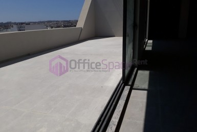 Rent Penthouse Offices Malta