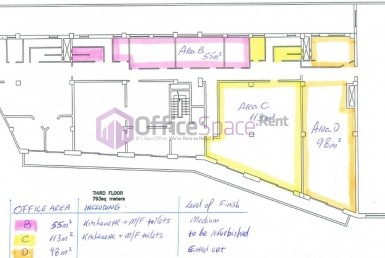 Office Space Msida