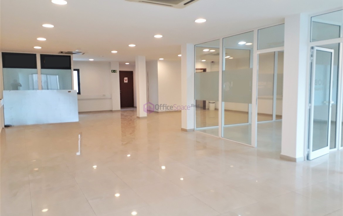 300sqm Sliema Offices