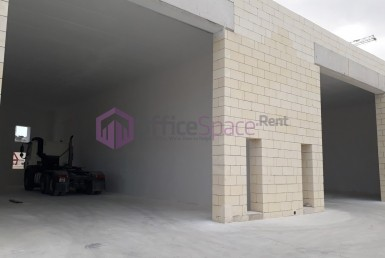 600sqm Warehouse Office Malta