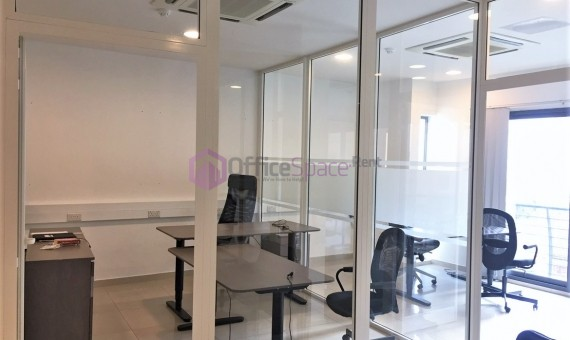 150sqm Sliema Office To Let