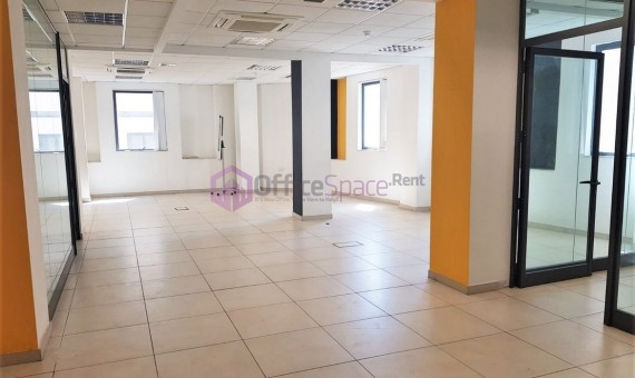 Well Located 141sqm Office in Sliema