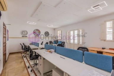 Valletta Serviced Office To Let Malta