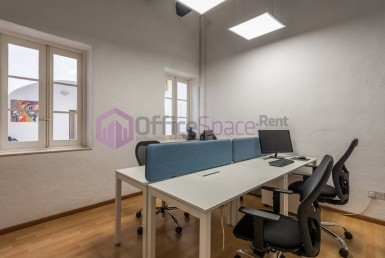 Two Desk Serviced Office Valletta
