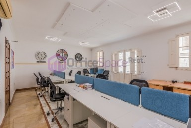 Co-working Desks To Let in Valletta