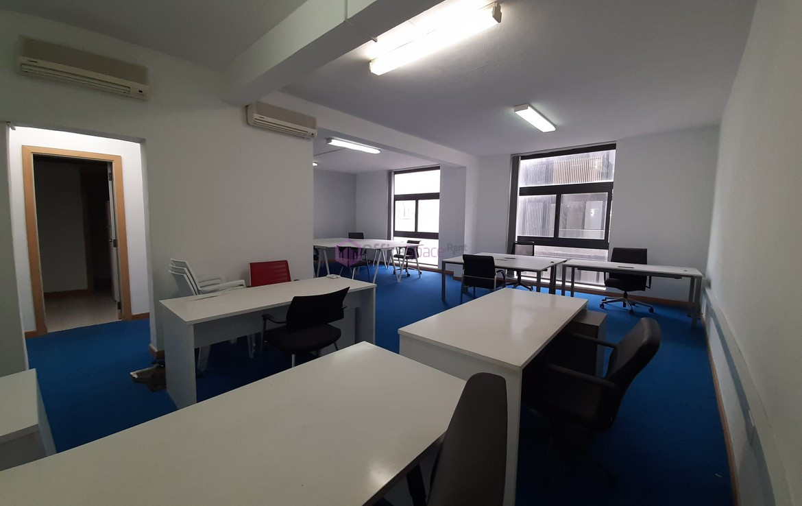 Central Office in Sliema To Let