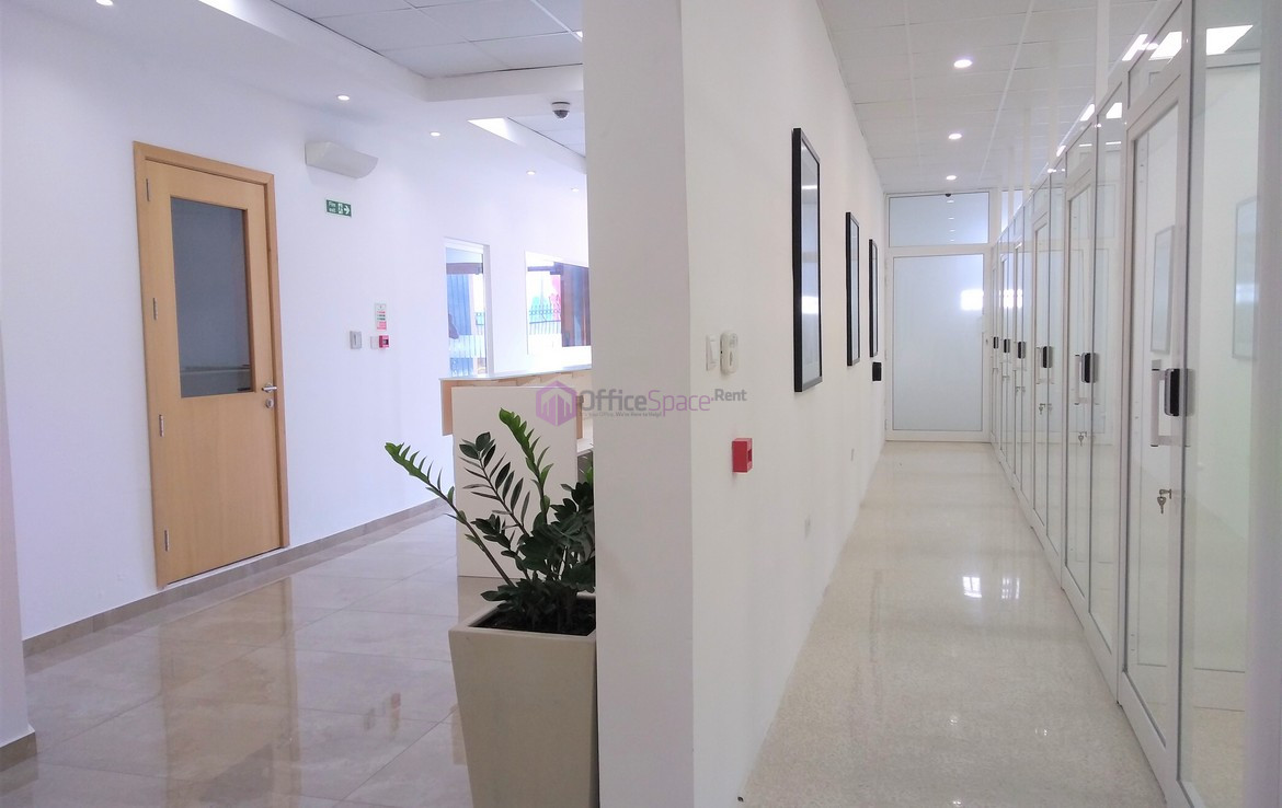 Serviced Offices Valletta Waterfront