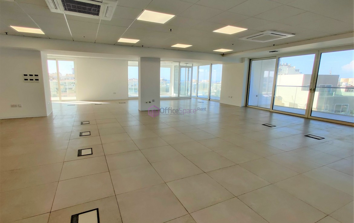 Grade A Sliema Offices To Let