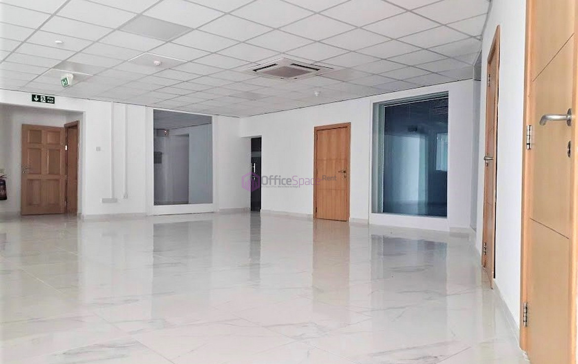 Modern Sliema Office Long Let