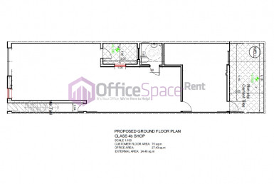 Office Space in Iklin To Let