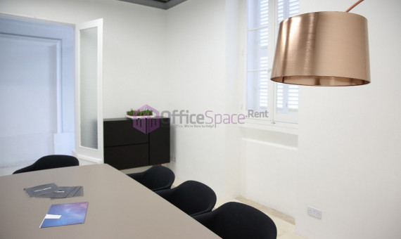 Modern Townhouse Office Sliema