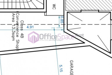 Small Office To Let Ghargur