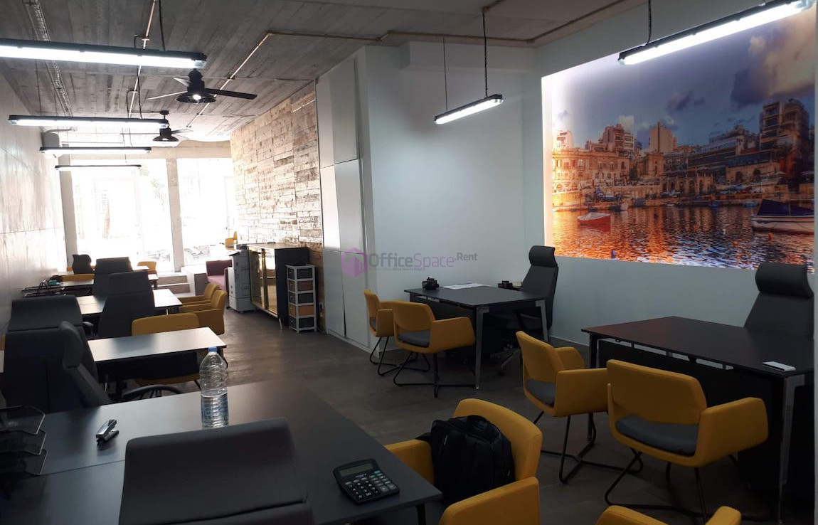 St Julians Fully Furnished Office
