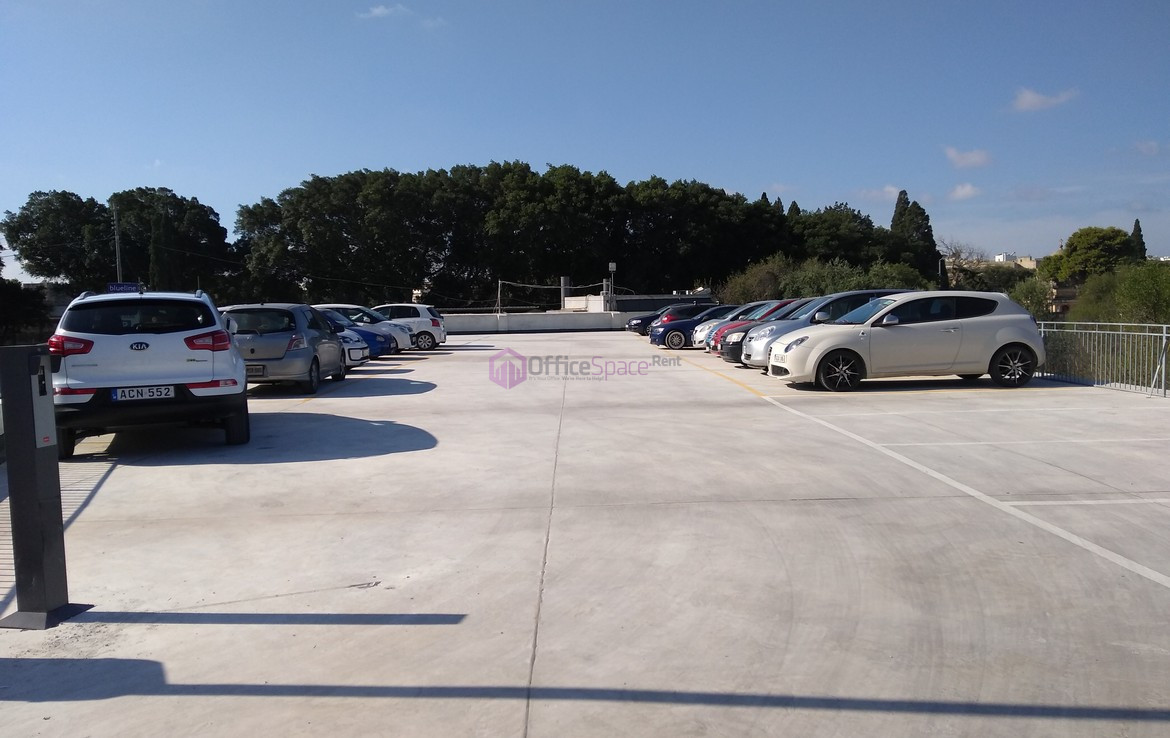 Car Park To Let Malta