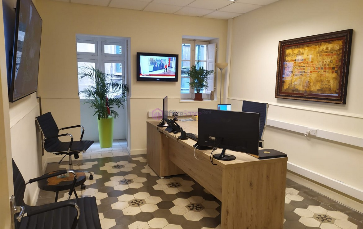 55sqm Office Valletta To Let