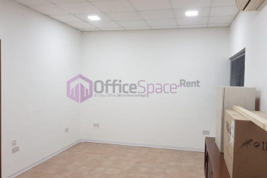 Lease Office Space Paola Malta