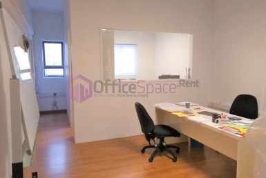 50sqm Sliema Office