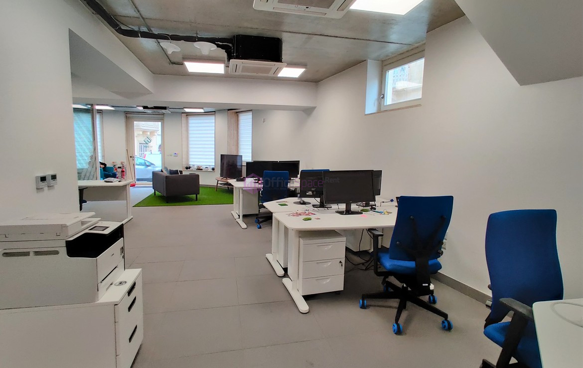 Rent Office Space Close to Balluta Bay Malta