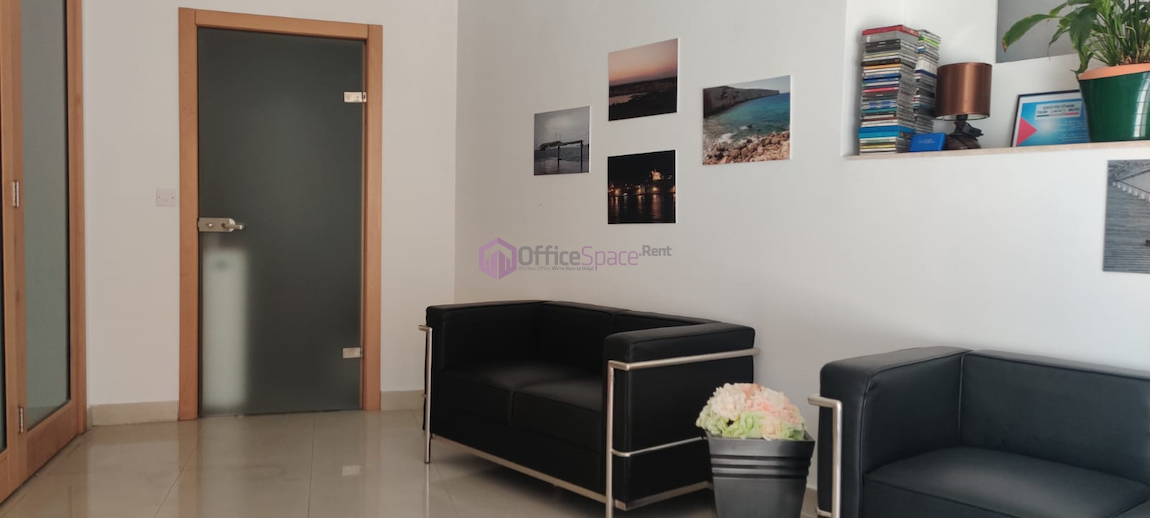 Fully Furnished St Julians Office