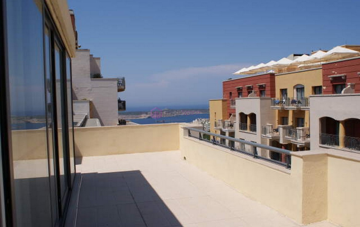 Commercial Block To Let Mellieha
