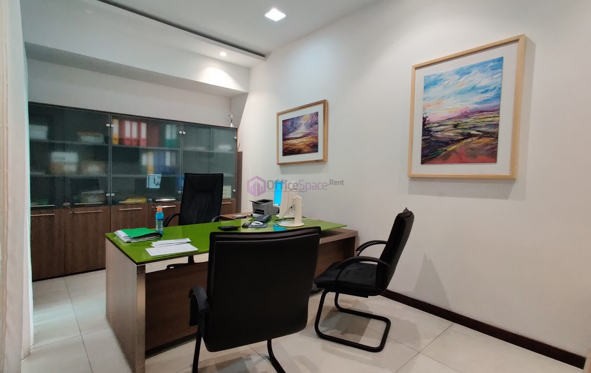Classic Townhouse Office in Malta