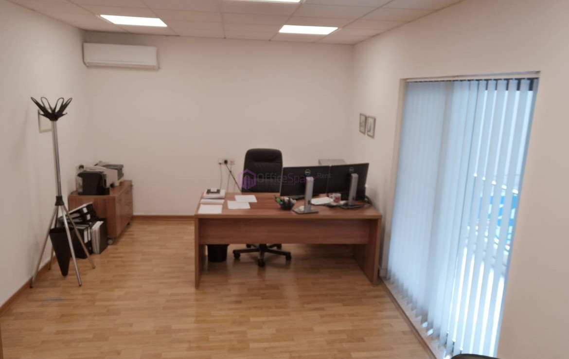 240sqm Birkirkara Office To Let