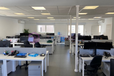 Open Plan Sliema Office To let